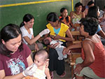 Breastfeeding Support Group Arugaan Meeting